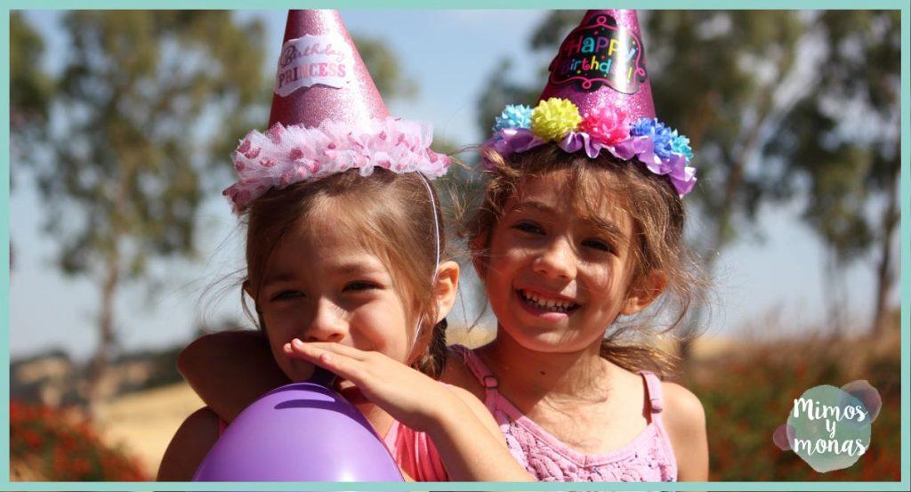 0eea15f22424 Cómo organizar fiestas infantiles al aire libre  - Mimos y Monas