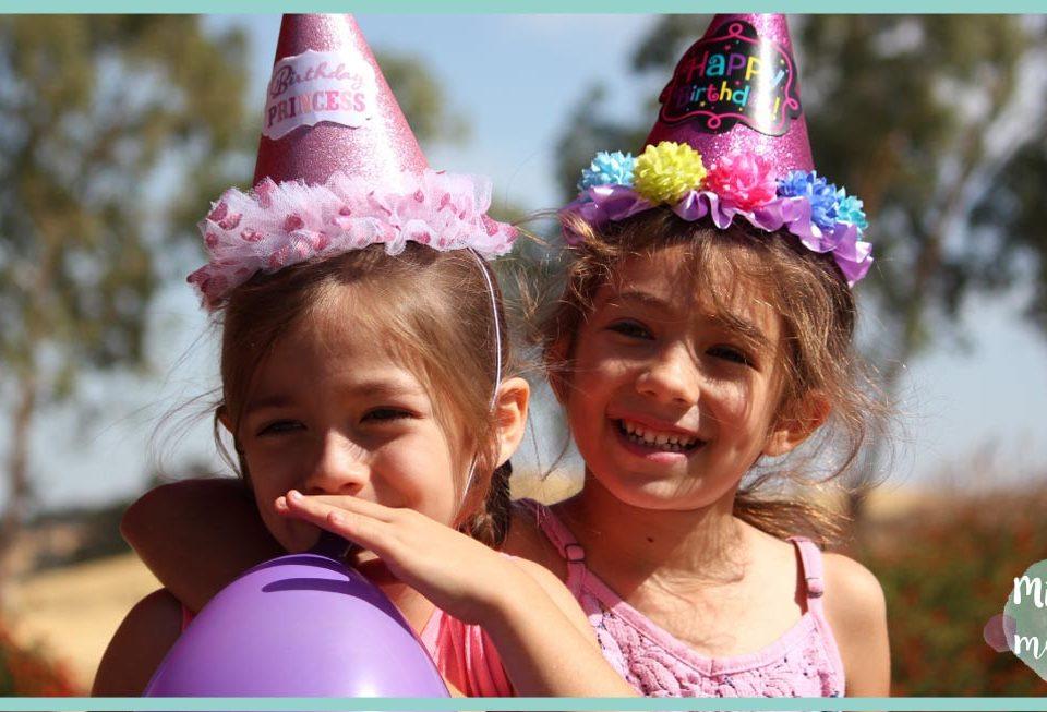 fiestas infantiles al aire libre